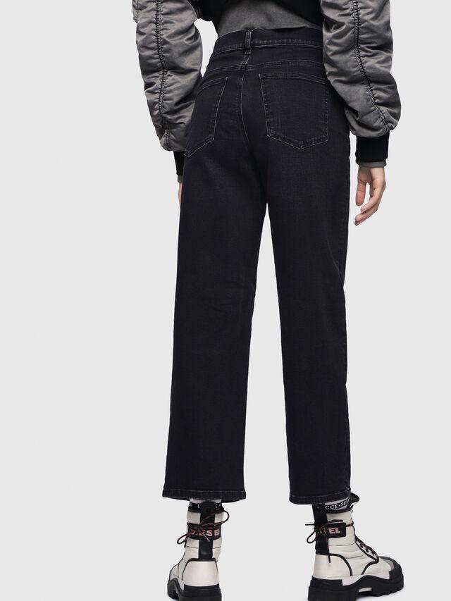 Diesel - Widee 084HQ, Black/Dark grey - Jeans - Image 2