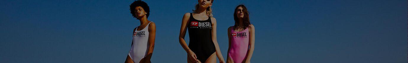 Swimsuits Woman Diesel