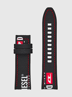 DT0012 Black Watch Strap