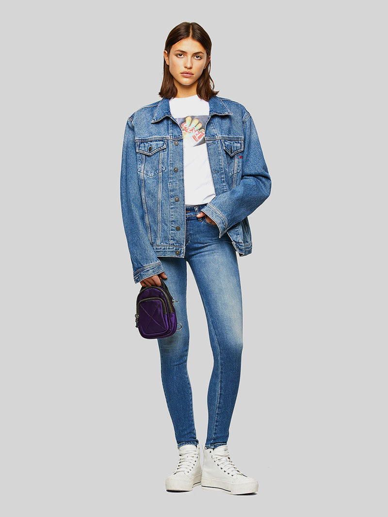 DIESEL SUPER SKINNY: SLANDY FOR WOMEN