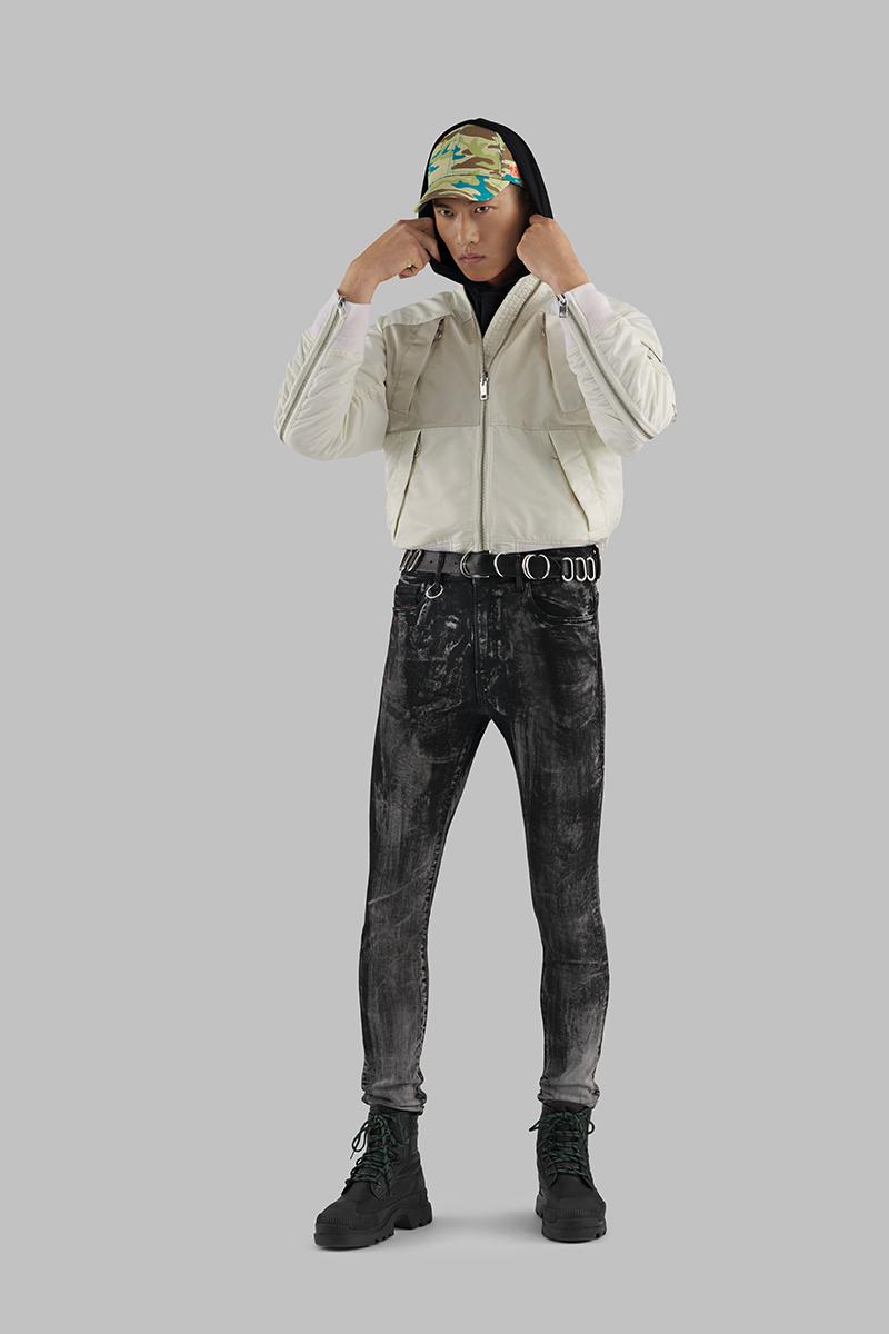 Diesel Skinny Jeans Man
