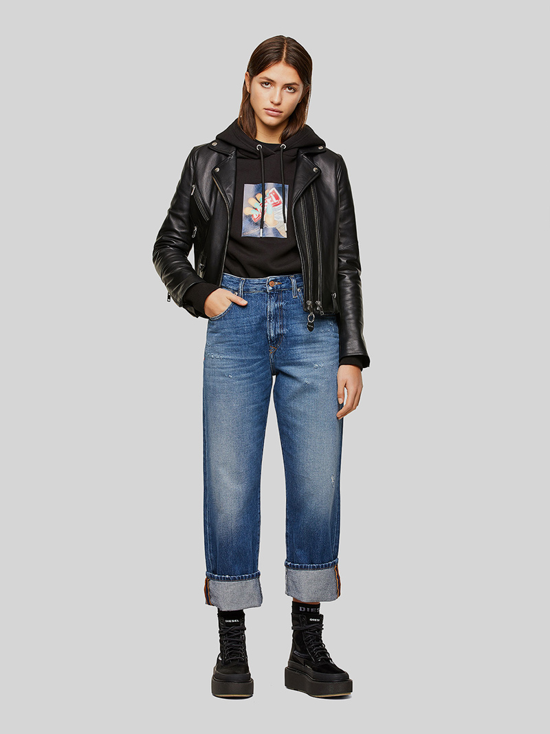 DIESEL STRAIGHT FIT: D-REGGY FOR WOMEN