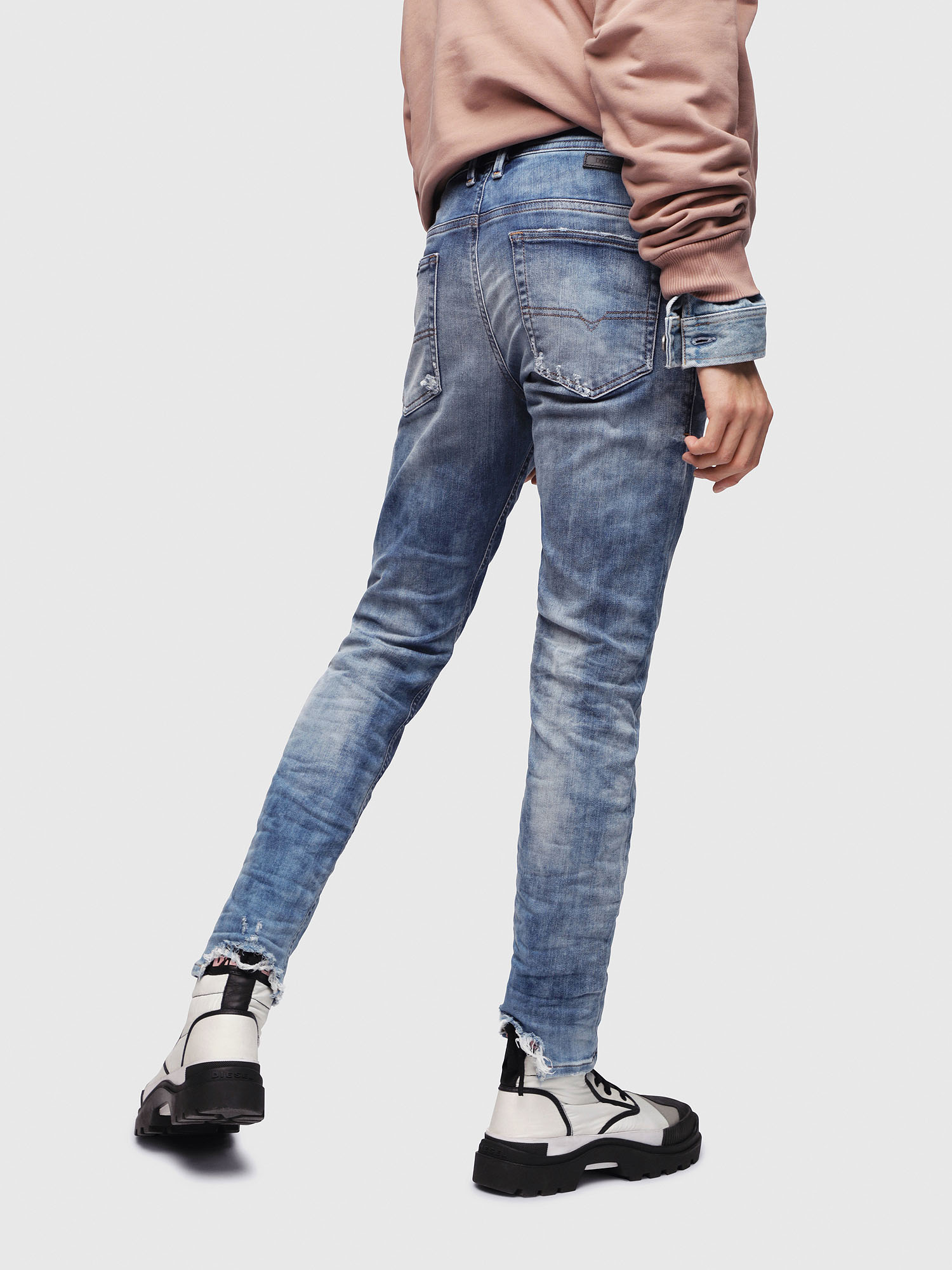 Diesel - Thommer JoggJeans 087AC,  - Jeans - Image 2