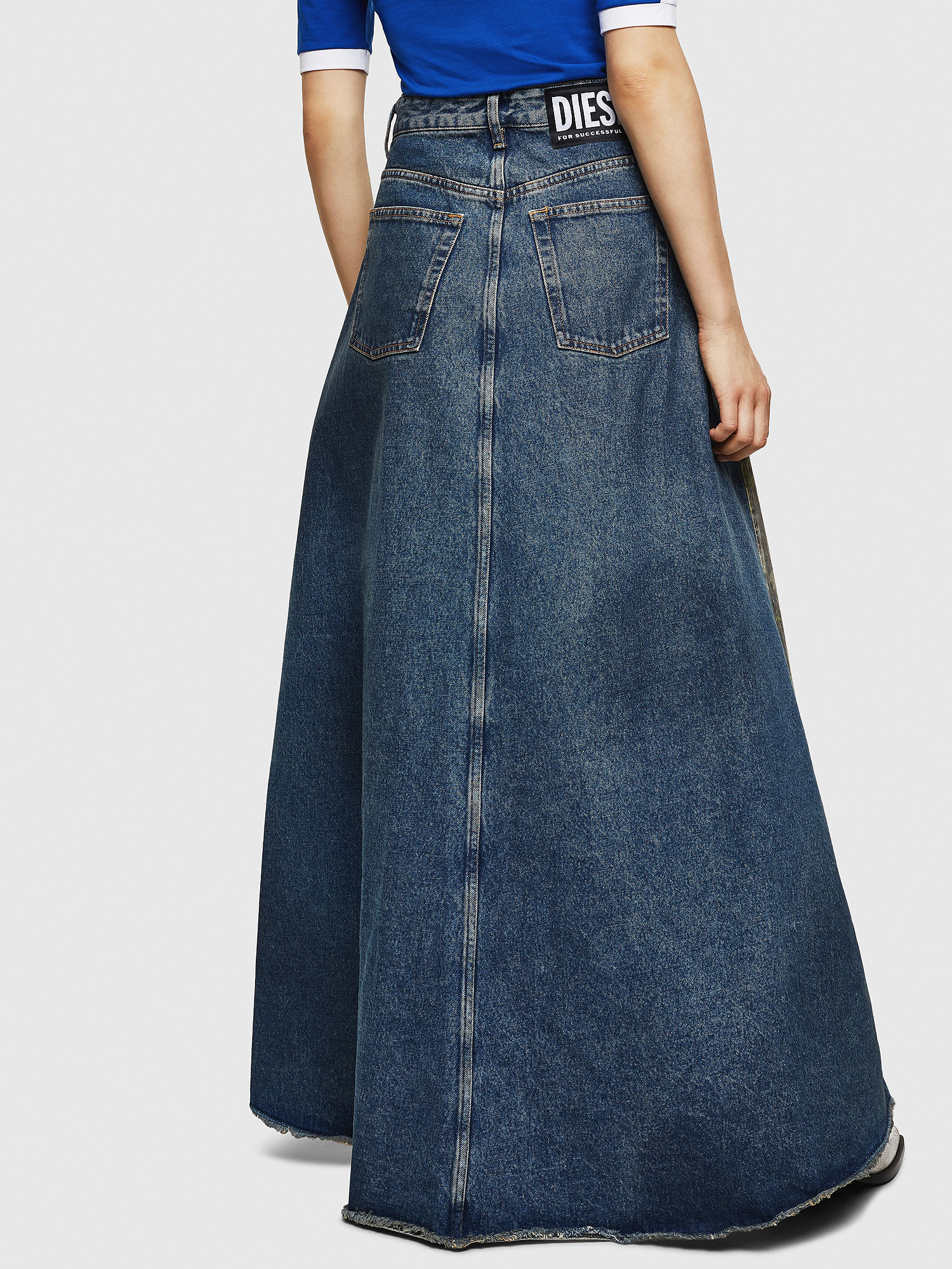 Diesel - DE-SHIRLEY,  - Skirts - Image 2
