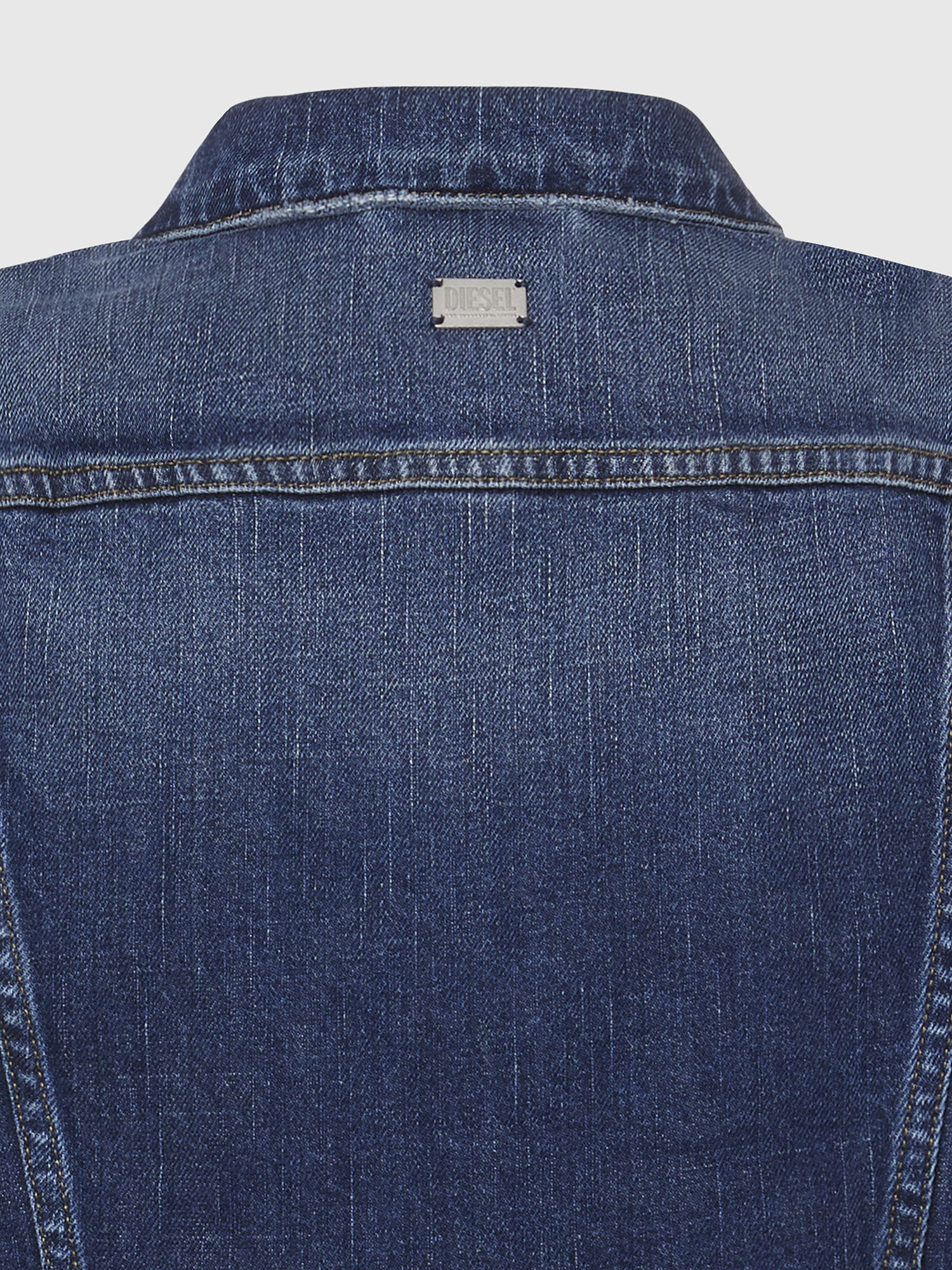 Diesel - DE-LIMMY,  - Denim Jackets - Image 4