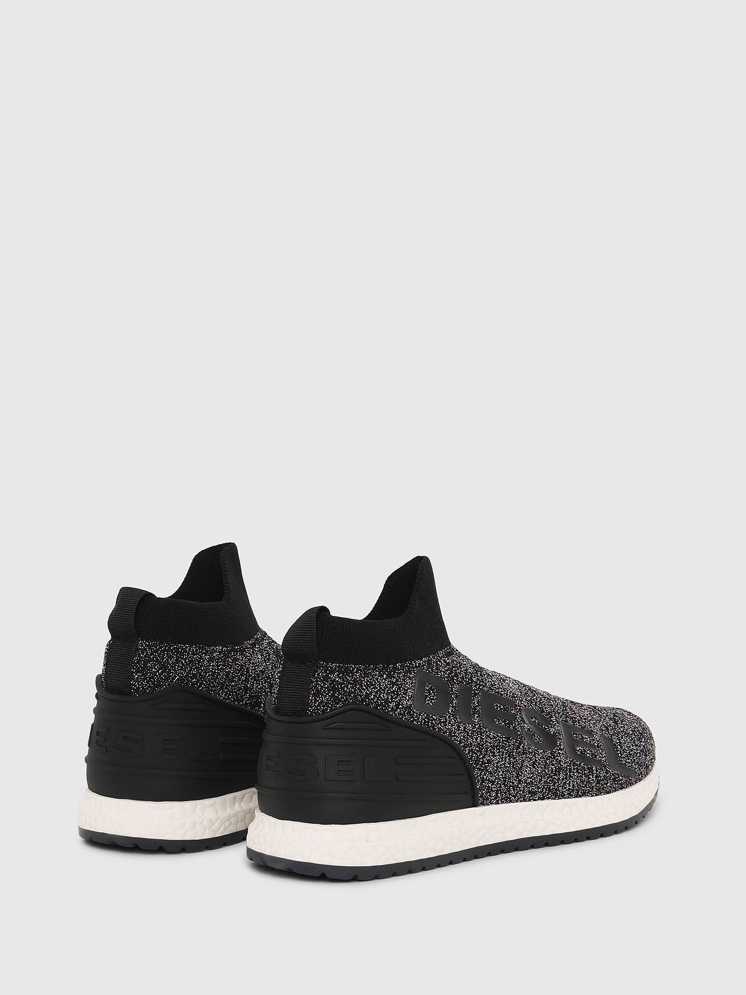 Diesel - SLIP ON 03 LOW SOCK,  - Footwear - Image 3