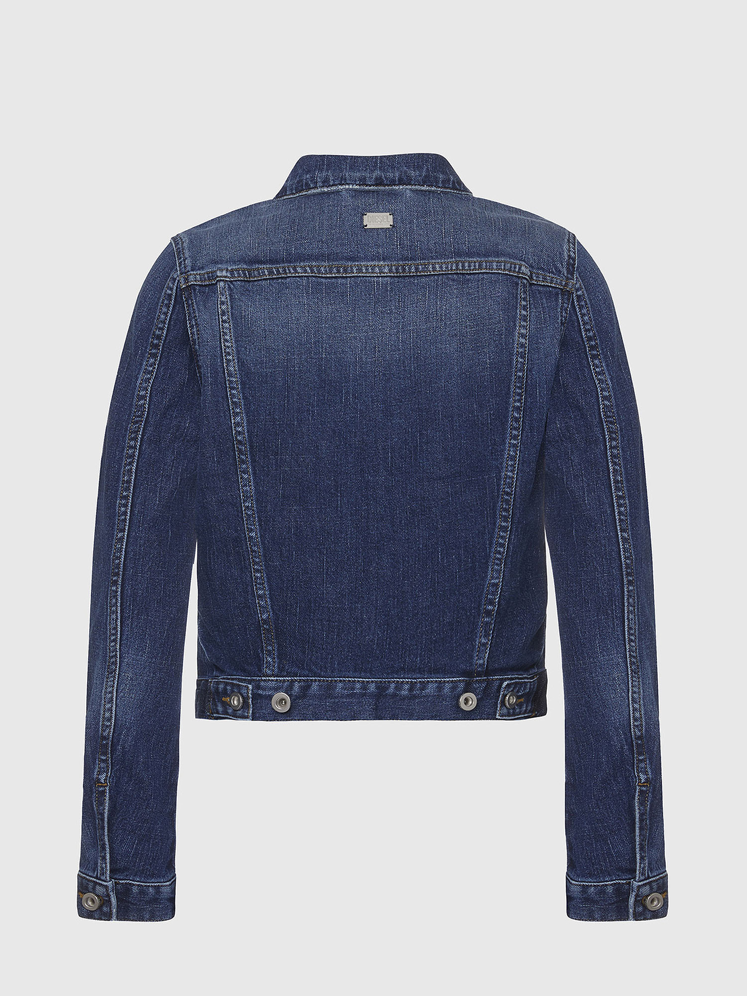 Diesel - DE-LIMMY,  - Denim Jackets - Image 2