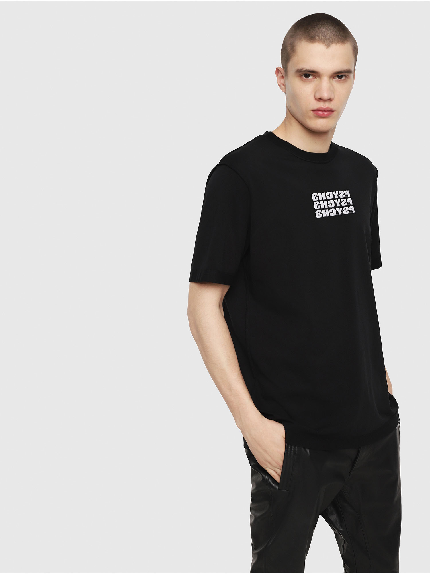 Diesel - T-JUST-Y9,  - T-Shirts - Image 1
