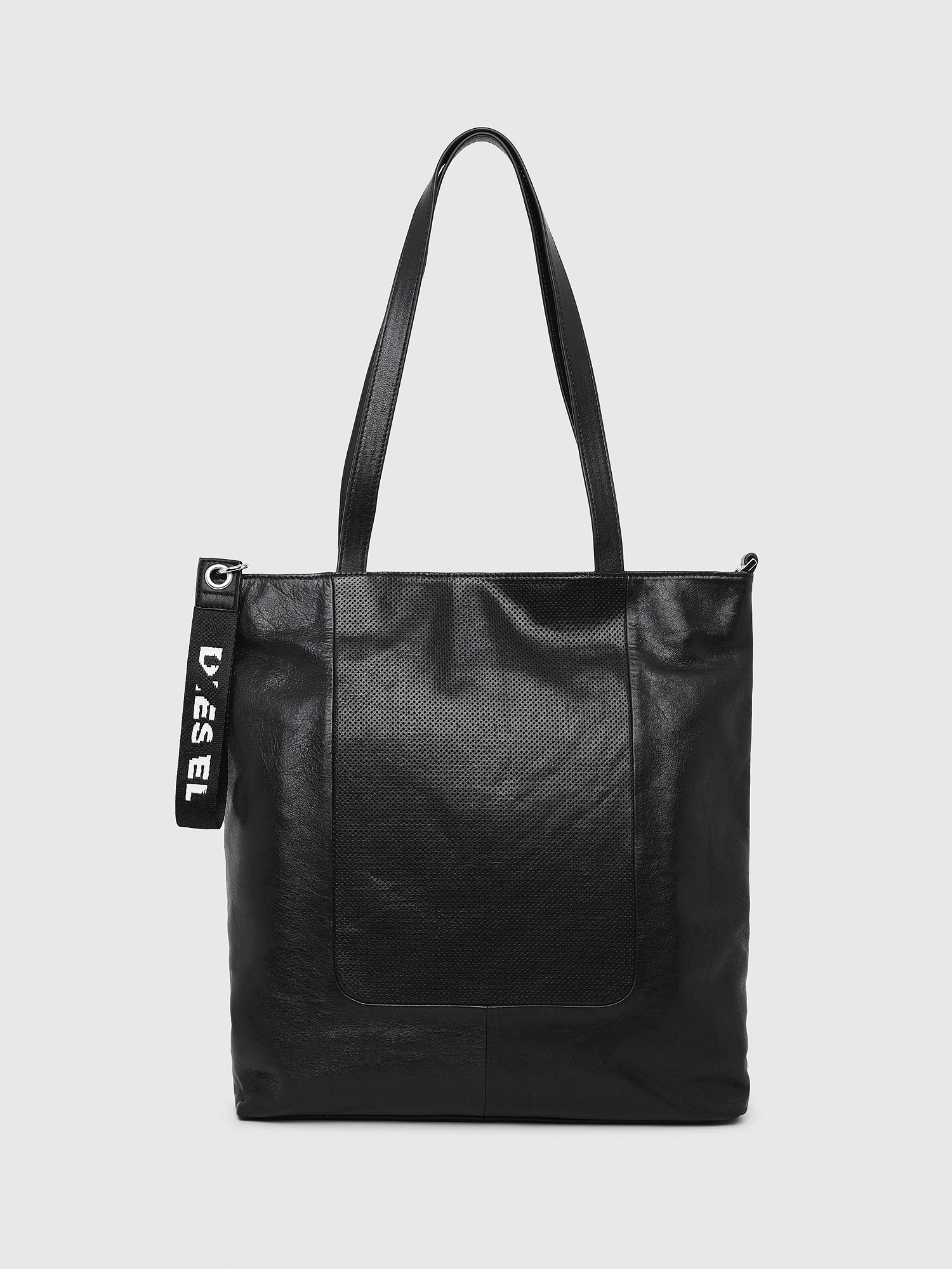 Diesel - L-TOLLE SHOPPER E/W,  - Shopping and Shoulder Bags - Image 1
