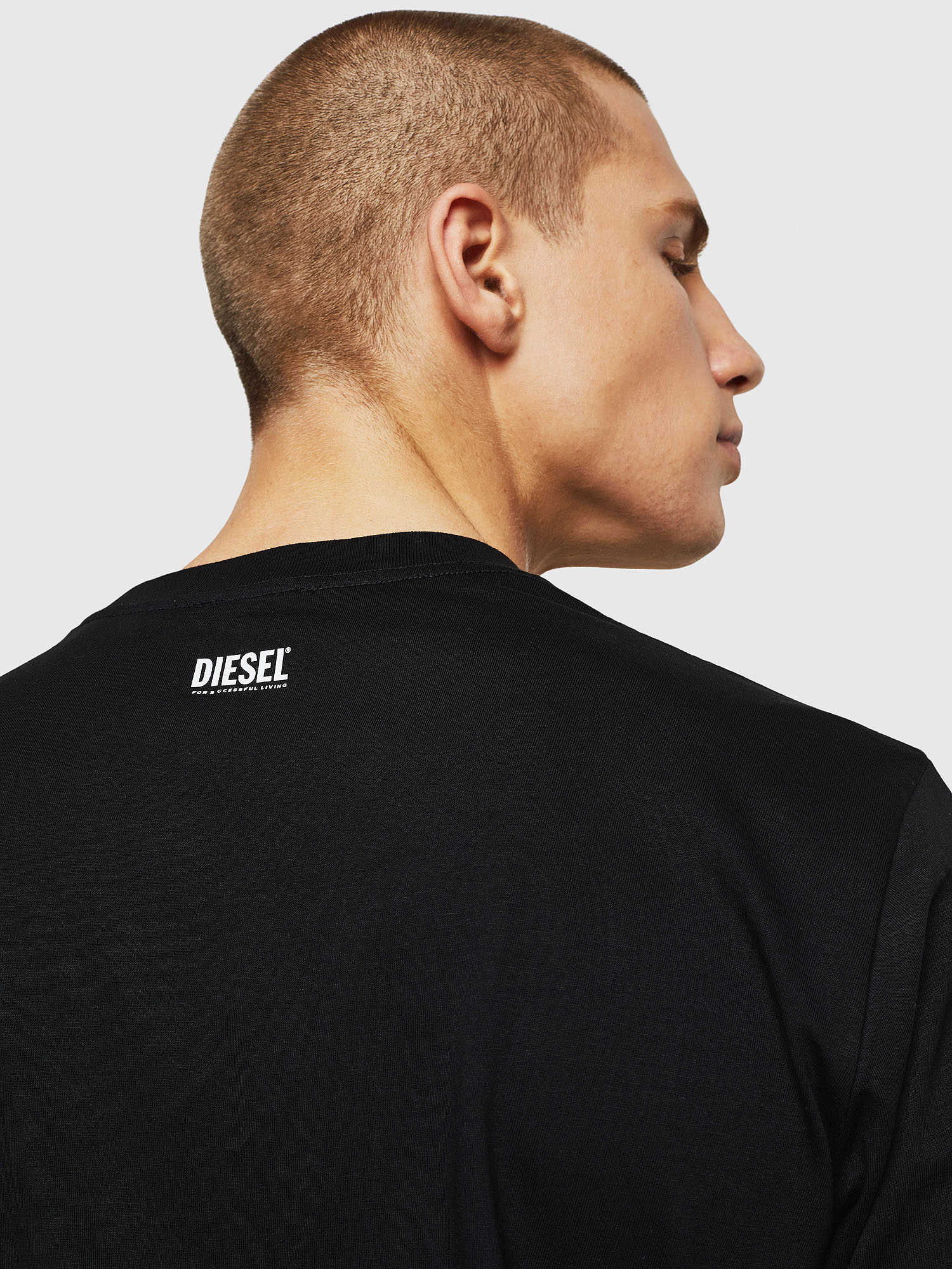 Diesel - T-JUST-BX1,  - T-Shirts - Image 3