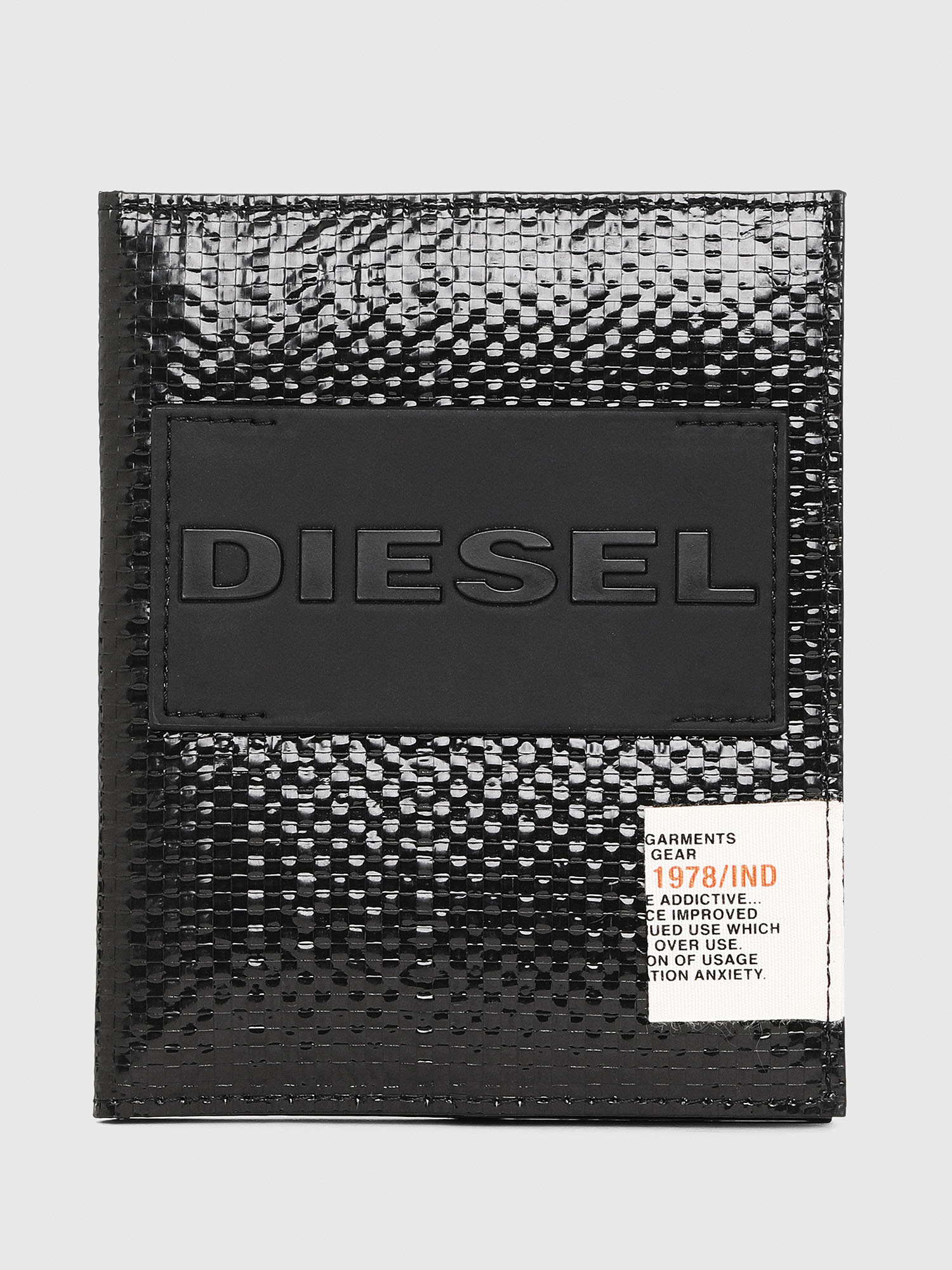 Diesel - PASSPORT,  - Continental Wallets - Image 1